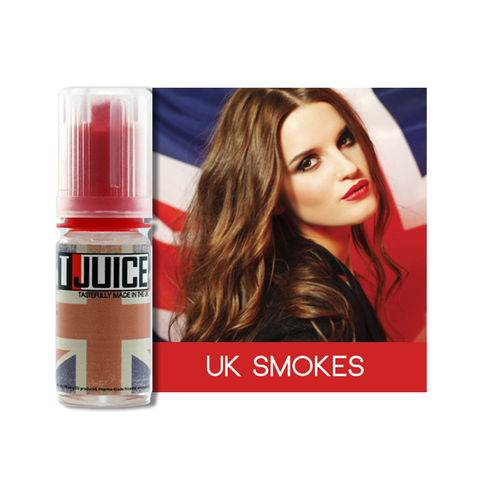 UK SMOKES ELIQUID BY TJUICE - Vapebotz Online Vape Store UK