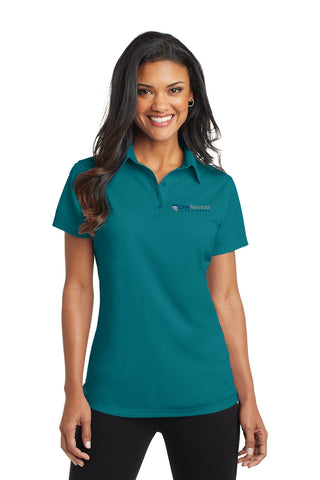 Port Authority® Ladies Dimension Polo