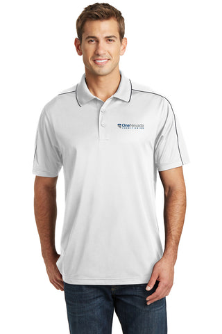 Sport-Tek® Micropique Sport-Wick® Piped Polo
