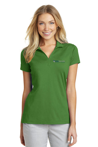 Port Authority® Ladies Rapid Dry™ Mesh Polo