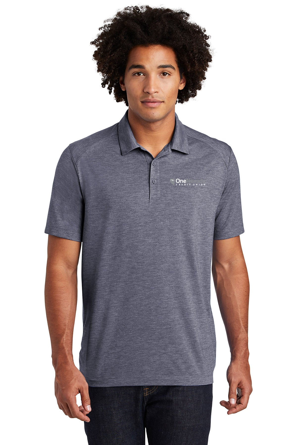 PosiCharge® Tri-Blend Wicking Polo