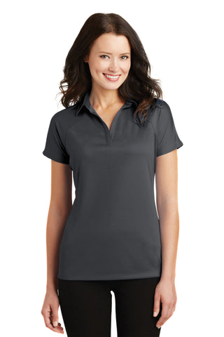 Port Authority® Ladies Crossover Raglan Polo