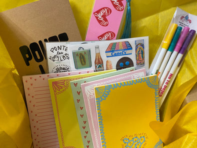 Stationery Lover Bundle Gift Set