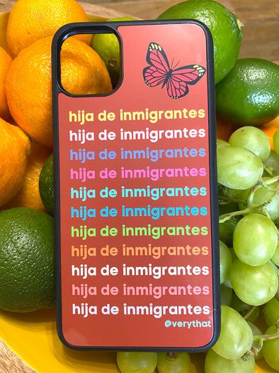 HIja De Inmigrantes Phone Case