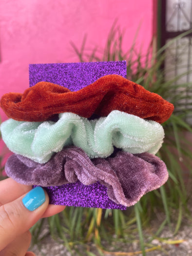 Karmen Scrunchie Set