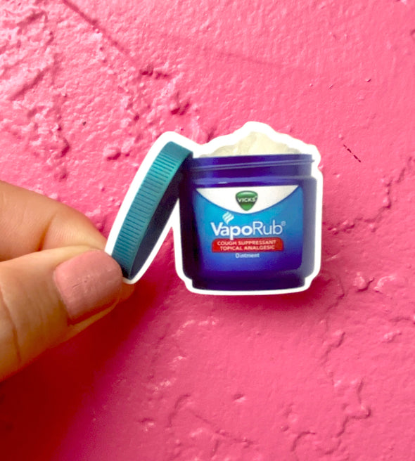 Ponte Vicks Sticker