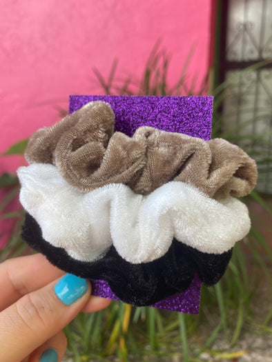 BWG Scrunchie Set