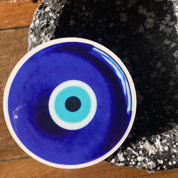 Mal Ojo Sticker | 2x2 ""