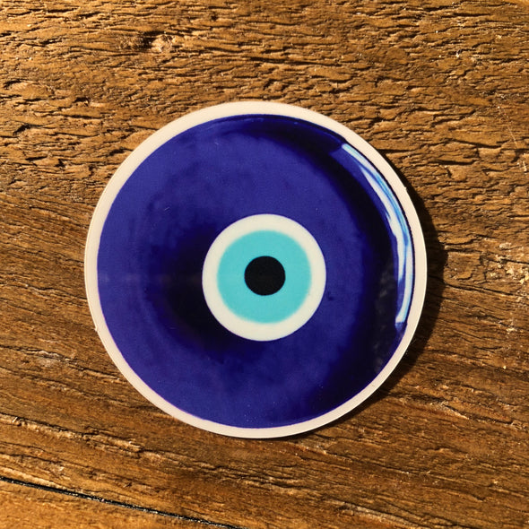"Mal Ojo Sticker | 2x2 "" (Small)"