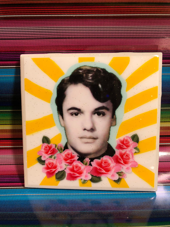 Juan Gabriel Forever Coaster by VeryThat