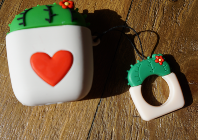 Cactus Heart AirPod Case | Nopal
