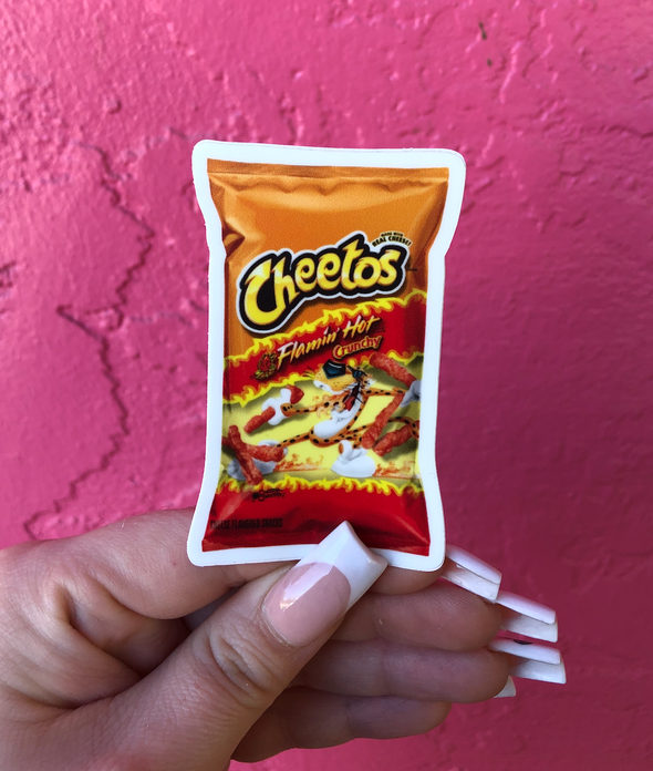 Hot Cheetos Sticker