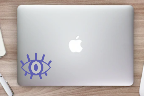Mal Ojo Vinyl Decal