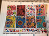 Full Floral Sticker Sheet Planner Sticker Sheet by Very That