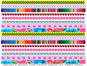 Full Washi Sticker Sheet by Very That / Planner Journal Sticker Kit