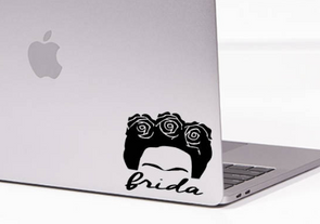 Frida Kahlo Vinyl Cut Sticker/Decal