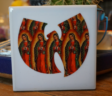 Wutang Virgen | Coaster by VeryThat