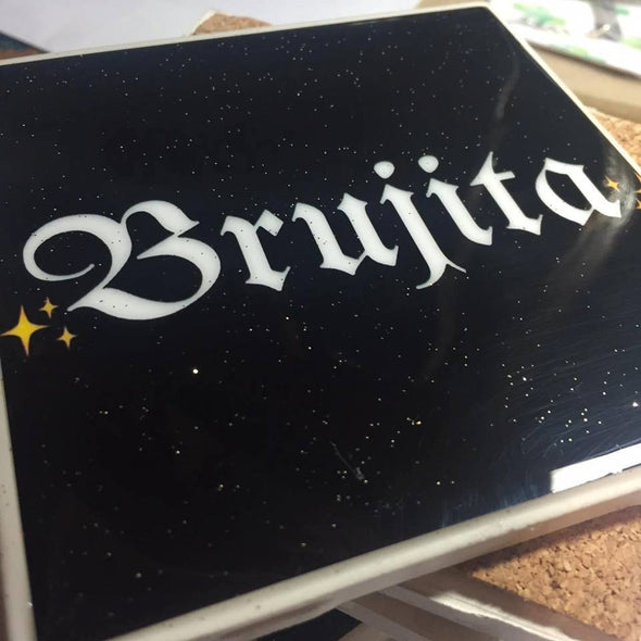 Brujita Tile | Coaster by VeryThat