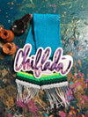Chiflada Nopal Sticker by Very That / Vinyl Sticker/ Planner / Journal / Bumper sticker | Purple cactus | Cactus Sticker