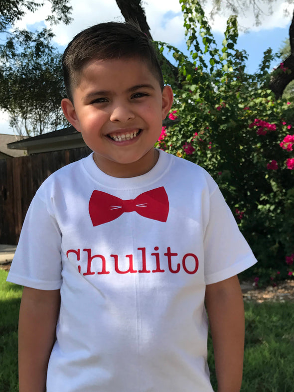 Chulito Tee and Onesie by Very That | Baby onesie, personalized name baby onesie, custom onesie, Baby shower gift
