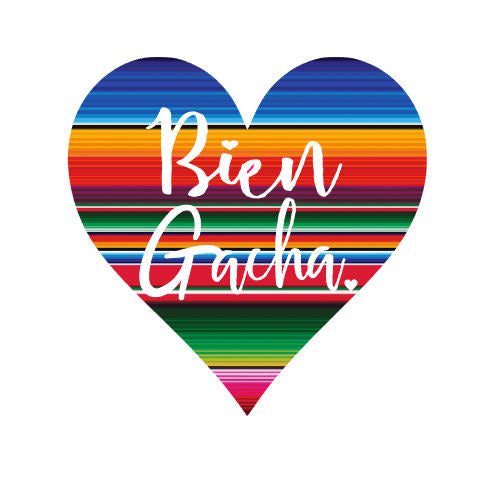 Bien Gacha Vinyl Transfer | Car Decal | Laptop Sticker by Very That --- Bumper sticker | vinyl Transfer | Yeti Sticker
