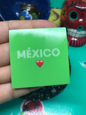 Mexico (Lindo y Querido) by Very That  | 2 x 2"