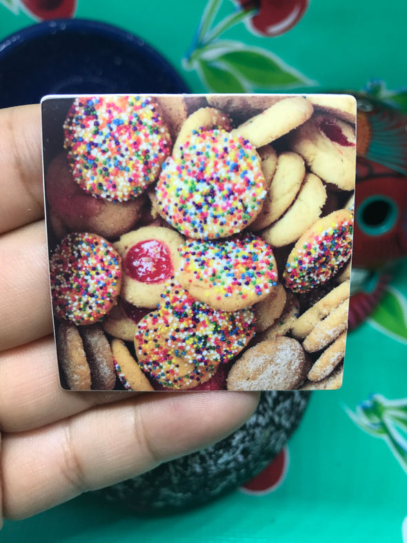 Galletas Sticker by Very That 2x2 inches, weather / waterproof perfect for your journals, planners, bike, car, etc!