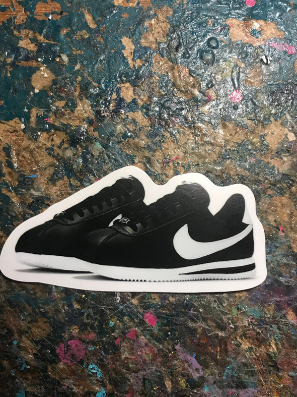 Cortez Kicks Sticker | Serape Heart Sticker | by Very That Sticker Water Resistant Sticker | Vinyl