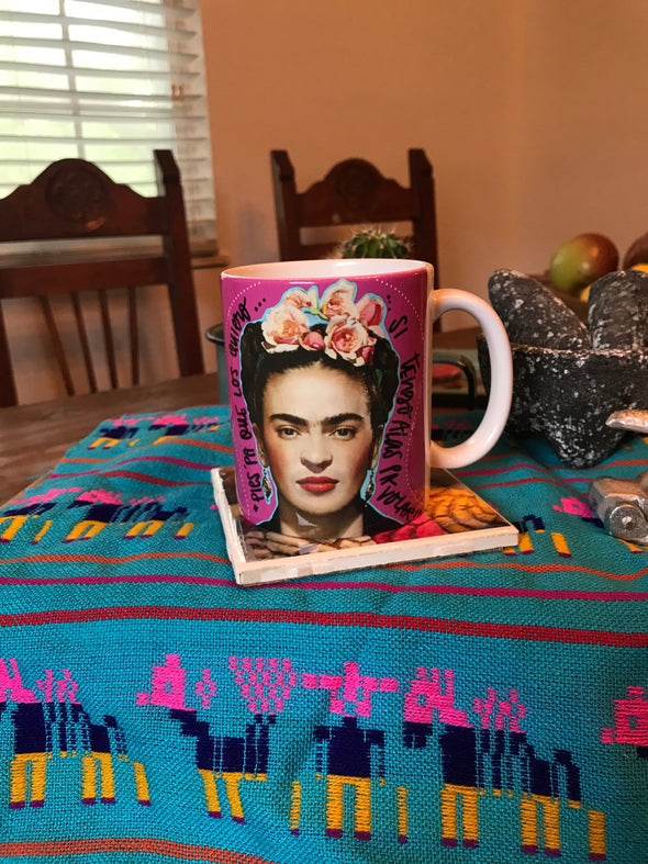 Alas Pa Volar Mug by Very That | Full Color Mug | Chingona | Latina