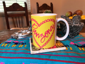 Panzona Mug by Very That | Full Color Mug | Chingona | Latina