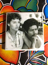 Bob and Rosie Tile | Coaster | by VeryThat == water resistant, y shiny!