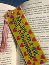 Mejor Sola Que Mal Acompañada Bookmark - by Very That