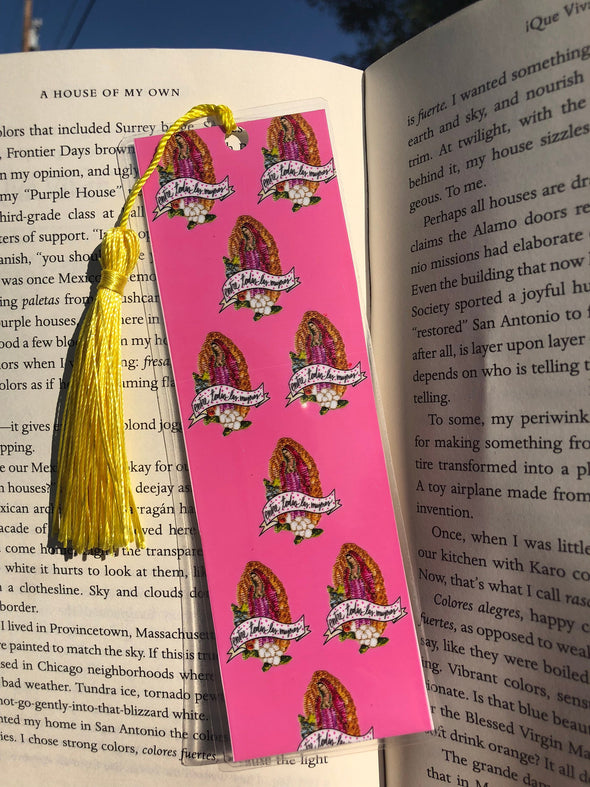 Pink Virgencita Bookmark - by Very That