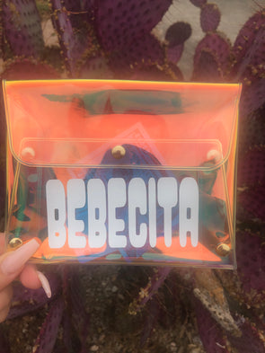Bebecita Hollo Clutch