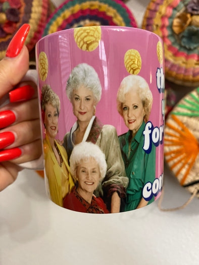 Golden Girls Comadre Mug