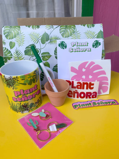 Plant Lover Bundle Set