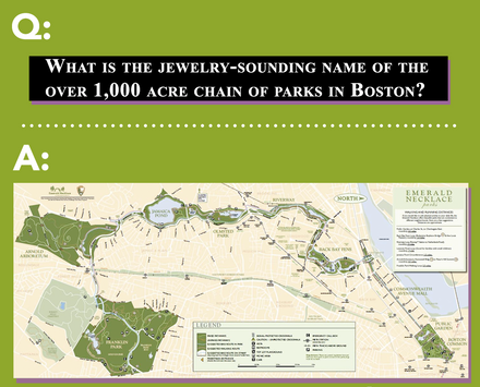 Jewelry or Geography? {A Trivia Infographic}