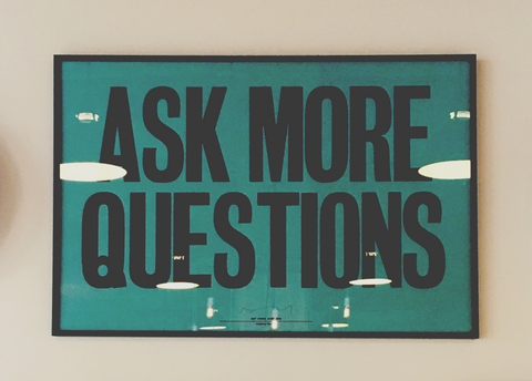 Ask more questions. Start a trivia night now, we make it easy!