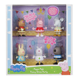 Peppa Pig's Fancy Dress Party 6 Figure Set