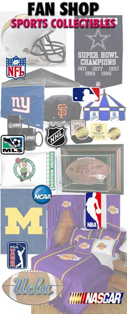 Fan Shop Sport Collectibles
