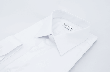 Performance Classic White Dress Shirt