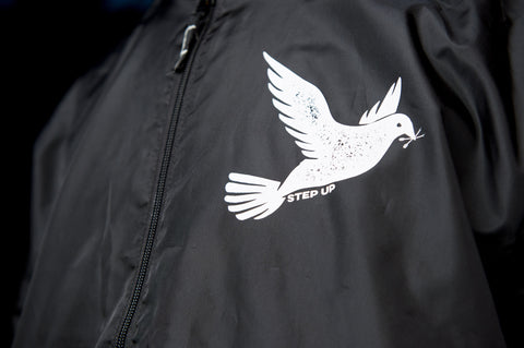 Anti-War Windbreaker
