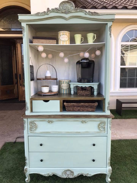 Shabby Chic Vintage Chalk Painted Wood Furniture In San Diego Ca