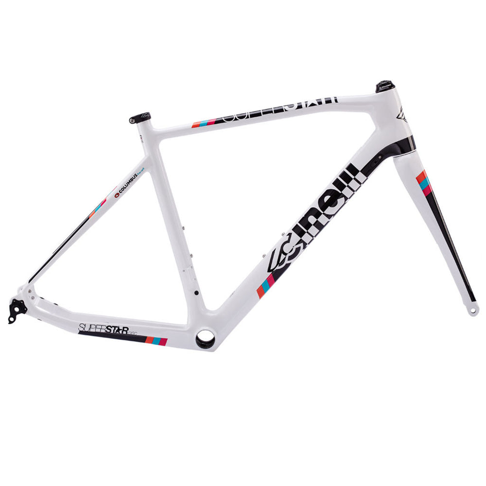 Reiðhjól - Hjól - Stell - Bike Frame - Cinelli - Superstar Disc
