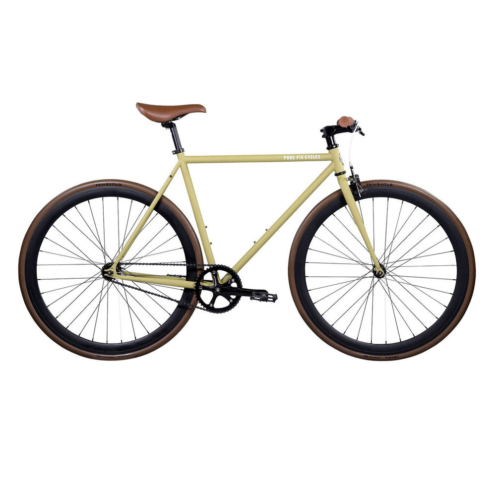 Sand - Reiðhjól - Hjól - Single speed - Pure Cycles - Götuhjól