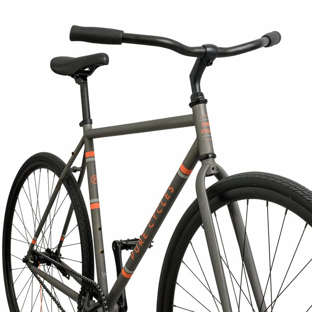 Reiðhjól - Hjól - Single speed - Fótbremsa - Pure Cycles - Coaster - Caretta