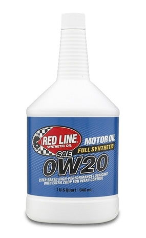 Red Line 0W20 Synthetic Motor Oil