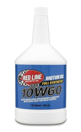 Red Line 10W60 Synthetic Motor Oil
