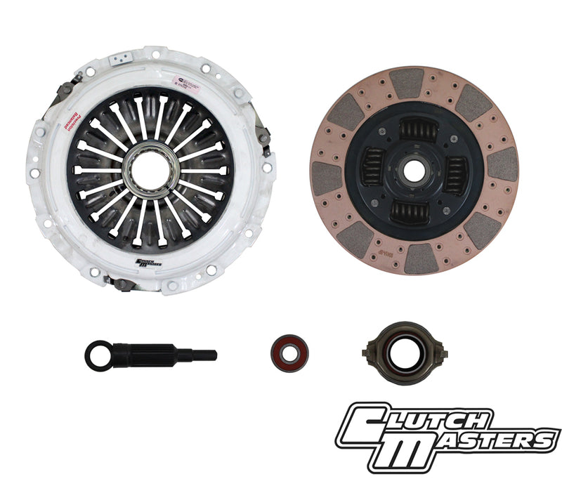 Clutchmasters FX400 8 Puck Clutch Kit for 04-07 Subaru STI