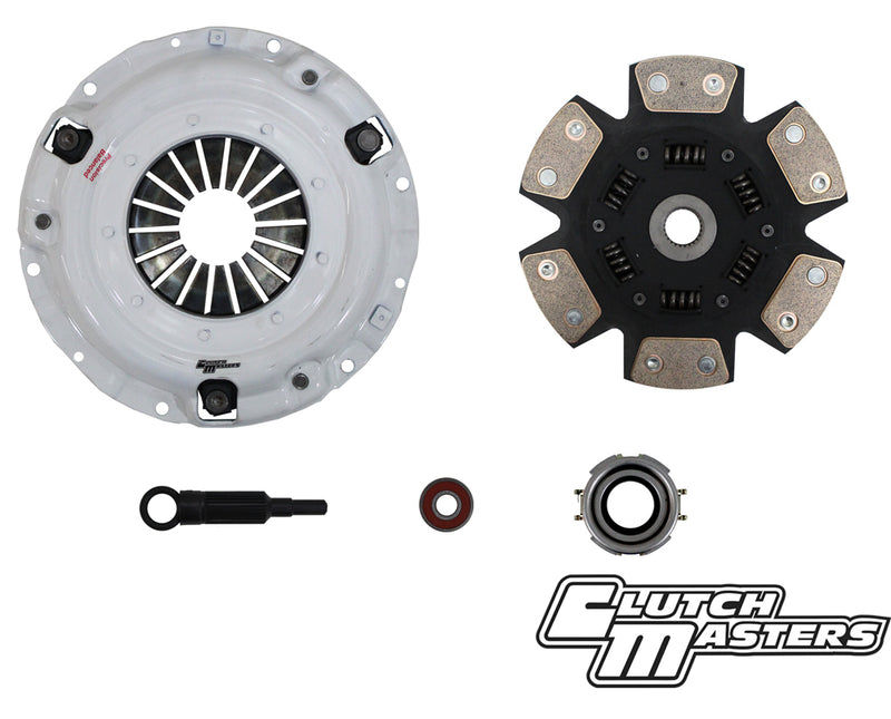 Clutchmasters FX400 6 Puck Clutch Kit for 04-07 Subaru STI